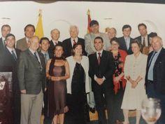 Misión Comercial Madrid, Sector del Libro el 4 de Abril de 2002 en el Swiss Hotel