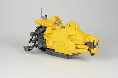 lego yellow submarine project - atana studio | Flickr - Photo Sharing!