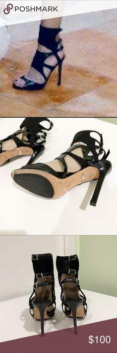 Women's Shoes Tania Spinelli Genuine Leather Pump Womens Size 36 Sophisticated Technologies Clothing, Shoes & Accessories