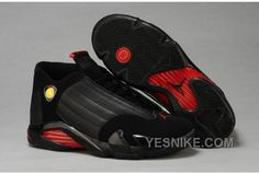 3cac1a2296685d Air Jordan XIV --Colorway  Black Red