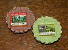 Mountain Falls | Yankee Candle - (Mixology: Mountain Lodge + Meadow Showers)