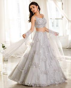 Indian Wedding Guest Dress, Indian Bridal Outfits, Dress Indian Style, Indian Bridal Wear, Wedding Dresses For Girls, Indian Designer Outfits, Bridal Dresses, Indian Reception Outfit, Designer Dresses