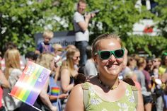 Oslo out in full force for #gaypride #oslo #humansofoslo #norway