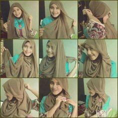 Hijab paris square :)