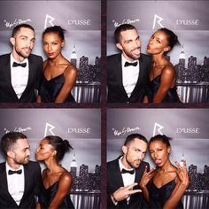 Tobias and his girlfriend Jasmine #love #wmbw #bwwm