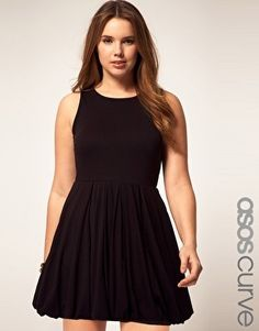 This dress is a bit unlike me, but I love it! Tempted to buy and try!