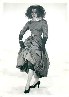 Cristóbal Balenciaga Cocktail Dress, 1951