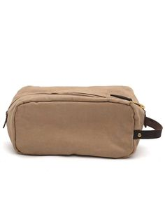 f5733162d39 Adventure Toiletry Bag - Tan Fair Trade Clothing, Wash Bags, Toiletry Bag,  Cool