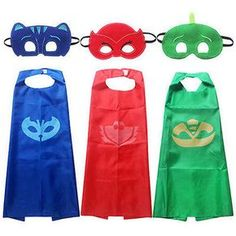 boys boys on sale at reasonable prices, buy 2017 Kids Boy PJ Mask Cape and Mask Children Set PJ Mask Superman Costume kids birthday party favor Toddler Kids Clothing from mobile site on Aliexpress Now! Costume Birthday Parties, Party Favors For Kids Birthday, Boy Birthday, Pj Masks Kostüm, Festa Pj Masks, Superman Kostüm Kind, Pjmask Party, Ideas Party, Party Gifts
