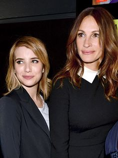 Emma Roberts on How Her Aunt Julia Inspired Her Career | allure.com