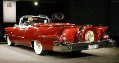 1956 Cadillac Eldorado Biarritz Convertible.