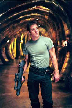 "Ben Browder - John Crichton (Character)   from ""Farscape"""