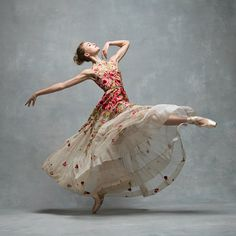 And, something magical...Miriam Miller, New York City Ballet, photo by Ken…