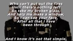 Thousand Foot Krutch - Watching Over Me (Slideshow With Lyrics) - Music Videos