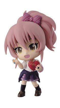 """Nuevo artículo del juego social de animación """"THE IDOLM@STER CINDERELLA GIRLS"""" que aparece como una dulce figura de la serie """"Chibi-kyun-Chara""""!Fabricante: BANPRESTO"""