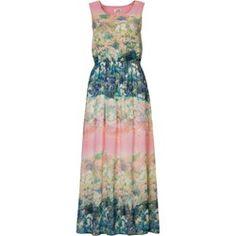 Molly Bracken Długa sukienka rose
