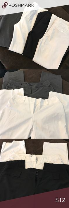 Women's 3XL slack pant lot All good used condition size 3X Pants