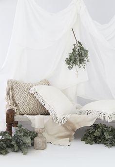 Indrani Macrame Cushions && Charvi Cushion losari.com.au #losarihome…