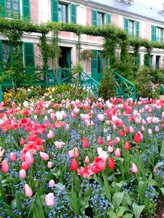 Giverny - Maison de Monet