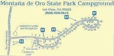 Montana De Oro State Park - Maplets