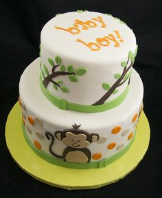 jungle cakes baby shower   Recent Photos The Commons Getty Collection Galleries World Map App ...