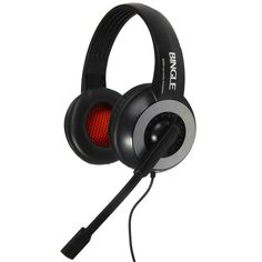 BINGLE B326 Great Sound Supra-aural Wired Headset Microphone for Music Computer  $31.37 73.68% off
