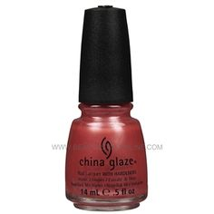 China Glaze Nail Polish - #007 Coral Star 70346