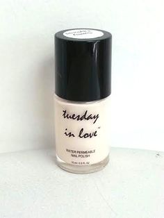 Swiftly Taylored Water Permeable Halal Nailpolish by Tuesday In Love
