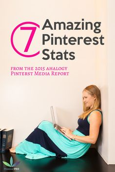 Good to know! 2015 Pinterest Stats for Business Owners