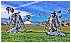 "April 2, 2013: ""Great photo taken at Mission Hills by @TaylorMadeGolf Company Company Company LPGA/PGA Tour coordinator Scott Gardner. Wish I was in there!,"" said Dave Cordero of TaylorMade."