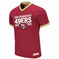 0f969d7e2 San Francisco 49ers red men sports tshirt. Cindy Walston · San Francisco 49ers  T shirts
