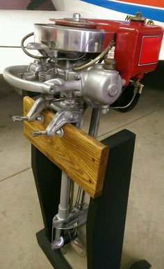 36 Johnson 3.3 hp