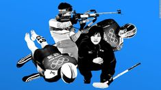 Winter Olympics sports: Your guide to the most obscure events  - CNN