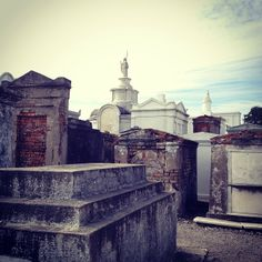#cemetary #neworleans #nola — at St. Louis Cemetery
