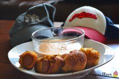 #vegan #pretzel dog bites and #beer #cheese! #Baseball season is in full swing!