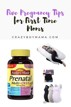 Five Pregnancy Tips for First Time Moms Pregnancy Information, First Time Moms, Baby Essentials, Pregnancy Tips, Found Out, Mom Blogs, Number One, Baby Things, 1st Time Moms