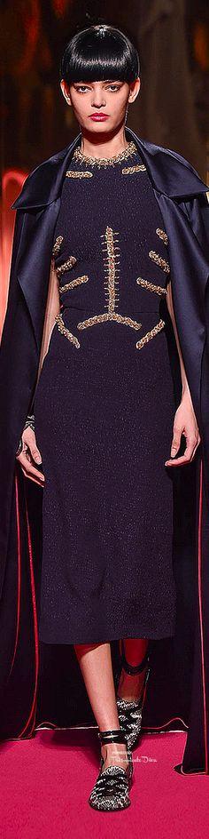 Farb-und Stilberatung mit www.farben-reich.com - Schiaparelli Haute Couture Spring 2015 ♔THD♔