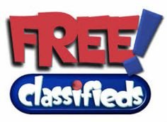 Post a free Classified Ad Today!! #Classified #Marketing