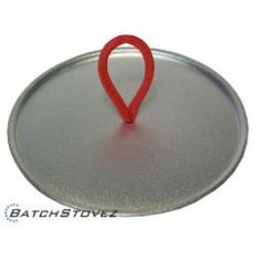<div>These lids are made by Batchstovez and are designed to fit the IMUSA pots.</div> <ul> <li>Anodized Finish</li> <li>Fits Batchstovez 10cm / 12cm cook pot</li> <li>Fits IMUSA 10cm /12cm mugs</li> <li>Fold- Flat, Para-Cord Handle</li> <li>Ultralight weight aprox. 18 grams</li> </ul>