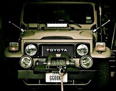 Land Cruiser Of The Day! – Enter the world of Toyota Land Cruisers Land Cruiser 4x4, Toyota Cruiser, Toyota Land Cruiser Prado, Toyota Fj40, Toyota Trucks, Cool Trucks, Cool Cars, 4x4 Trucks, Cool Car Stickers