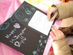 Manualidades para el Día de San José Recetas para San José Marzo mes de San José Ideas para celebrar en familia a San José:...