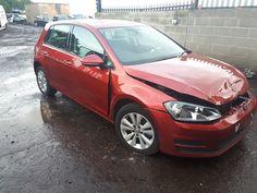 eBay: VW GOLF MK 7 1.6 TDI SE BLUE MOTION 5 DOOR 2013/13 DAMAGED SALVAGE #carparts #carrepair