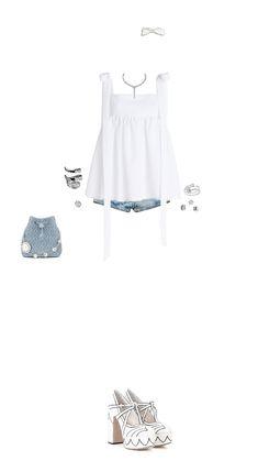 Fashion Idol, Blouse, Polyvore, Tops, Women, Style, Swag, Blouses, Woman Shirt