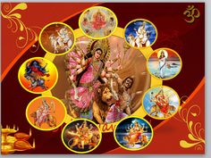 Know about the name, meaning and significance of the 9 different forms of goddess #Durga