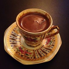 Turkish Coffee @ Steak and Salad by juliusmayojr, via Flickr