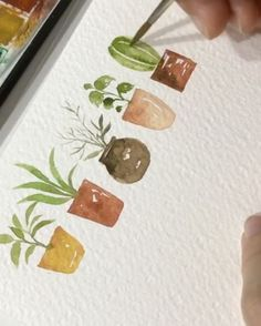 old tough and teddy, stimmystuffs: ... #watercolorarts