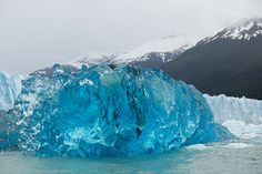 Perito Moreno Glacier, Argentina - 3 kinds of Ice