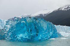 Perito Moreno Glacier, Argentina - 3 kinds of Ice http://101lugaresincreibles.com/2015/01/35-fotos-que-confirman-que-la-patagonia-austral-se-parece-los-paisajes-de-la-era-del-hielo.html