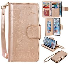 coque iphone 6 portefeuille femme