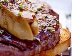 Foie Gras, Carne, Mashed Potatoes, Main Dishes, Cooking, Ethnic Recipes, Food, Christmas, Gourmet